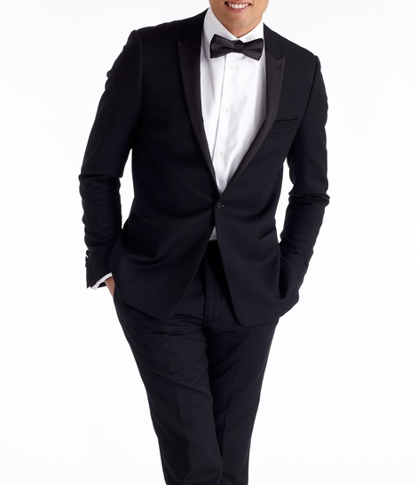 Men's evening wear