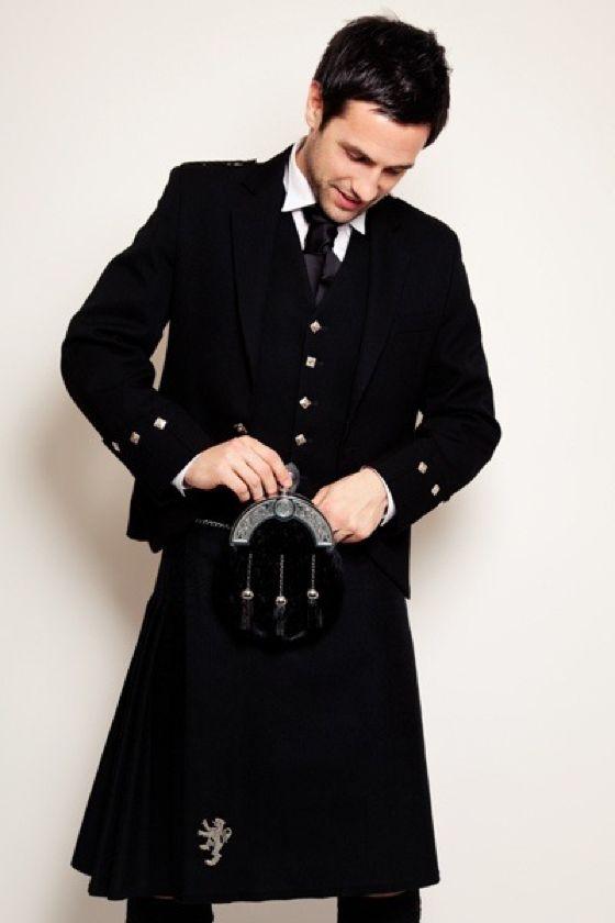 bespoke scottish suits