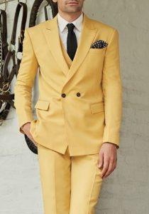 Men's Bespoke Uniform Tailors in Hong Kong